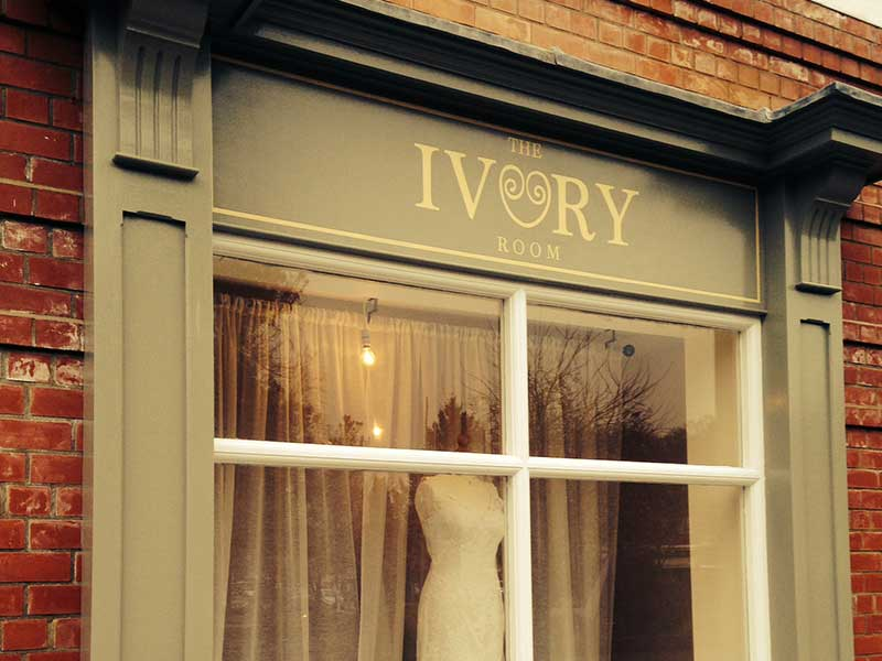Bridal boutique in Lincolnshire